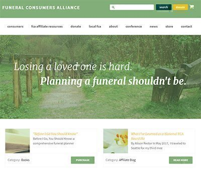 Where to Get Help Making Decisions About Planning a Funeral image