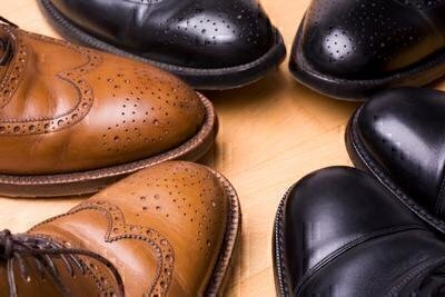 Dealing with a Shoe Repair Shop image