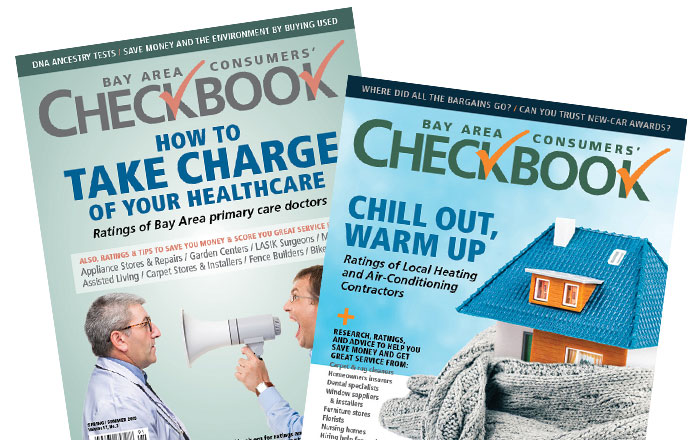 Consumers' Checkbook Print Subscription